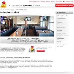 Rôtisseries St-Hubert