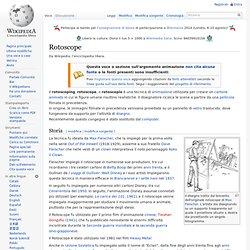 Rotoscope
