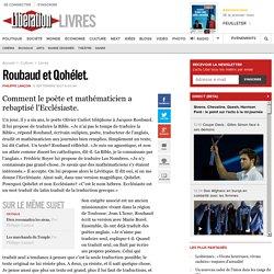 Roubaud et Qohélet.