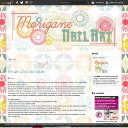 Roue chromatique - Le blog de morigane