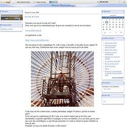 La roue de Costa - moteur-hackenberger