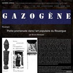 Rouergue | Gazogène, la revue
