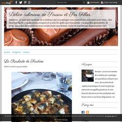La Roulade de Sardine - Délice culinaire de Sousou et Ses Filles