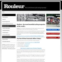 Rouleur - Home