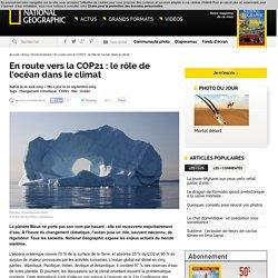 En route vers la COP21 : le rôle de l'océan dans le climat