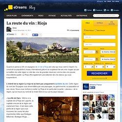 La route du vin : Rioja