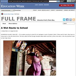 Full Frame - Education Week