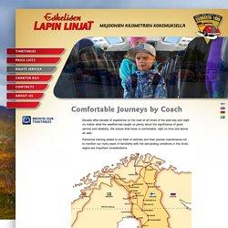 Route Service - Eskelisen Lapin-Linjat