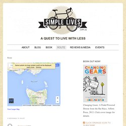 Route - Simple Lives