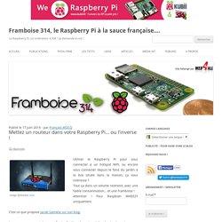 Mettez un routeur dans votre Raspberry Pi… ou l'inverse !