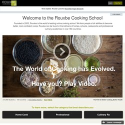 Online Video Cooking School