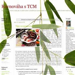 Rovnováha s TCM: Stravování