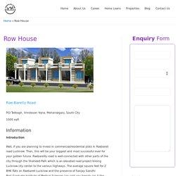 Row House -