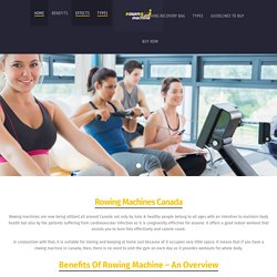 Best Rowing Machine For Sale