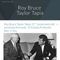 Roy Bruce Taylor Tapia