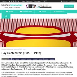 Roy Lichtenstein (1923 – 1997)
