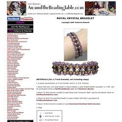Royal Crystal Bracelet
