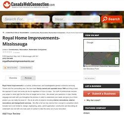 Royal Home Improvements - Interior Home Improvement