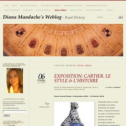 Royal jewels | Diana Mandache's Weblog