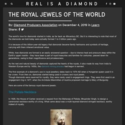 The Royal Jewels of the World