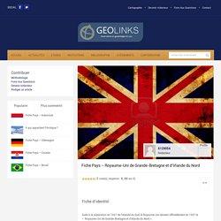Fiche Pays – Royaume-Uni de Grande-Bretagne et d'Irlande du Nord