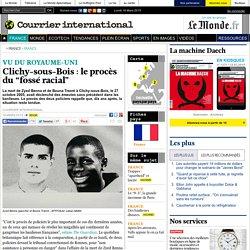 """Clichy-sous-Bois: le procès du """"fossé racial"""""""