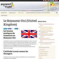 Le Royaume-Uni (United Kingdom)