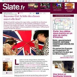 Royaume-Uni: la lutte des classes aura-t-elle lieu?
