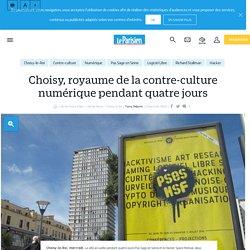 Choisy, royaume de la contre-culture numérique pendant quatre jours - le Parisien