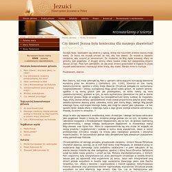 Rozmawiamy o wierze - Jezuici Towarzystwo Jezusowe w Polsce