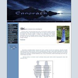 Ennorath - strona poświęcona szeroko rozumianej tolkienistyce. Od fanów - dla fanów