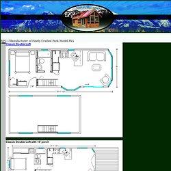 RPC loft model floor plans