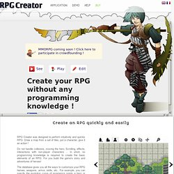 RPG Maker - RPG Creative