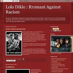 Rromani Against Racism: November 2010