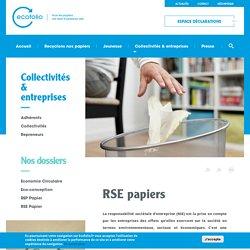 RSE papiers