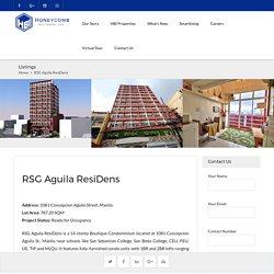 RSG Aguila ResiDens
