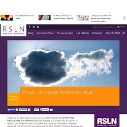 Cloud : sécurité et droits