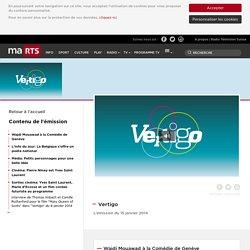 RTS.ch - Emissions - Vertigo du 15.01.2014 -