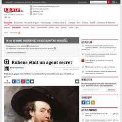 Rubens était un agent secret