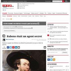 Rubens était un agent secret