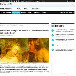 Un Rubens volé par les nazis à la famille Nardus enfin retrouvé à Bonn