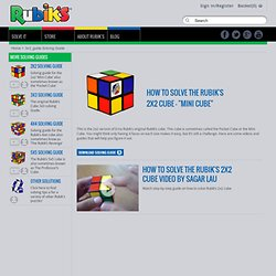 Solve Rubik's Cube 3x3 - Stage 1