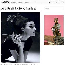 Anja Rubik by Solve Sundsbo