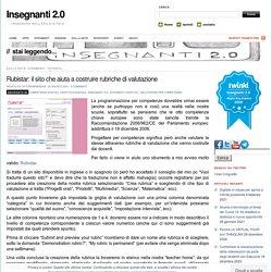 Rubistar: il sito che aiuta a costruire rubriche di valutazione