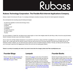 Ruboss Technology Corporation