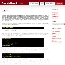 Ruby Brasil - Guia do Usuário - Parte 11