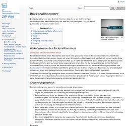 Rückprallhammer - wiki.zfp.tum.de