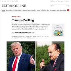 Rudolph Giuliani: Trumps Zwilling