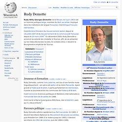 Rudy Demotte