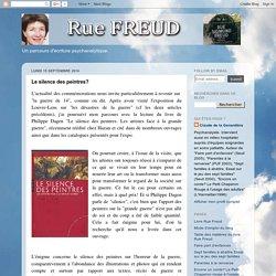 Rue Freud: Le silence des peintres?